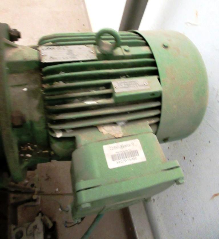 Westfalia SB 7-06-076 clarifier centrifuge, 316SS.