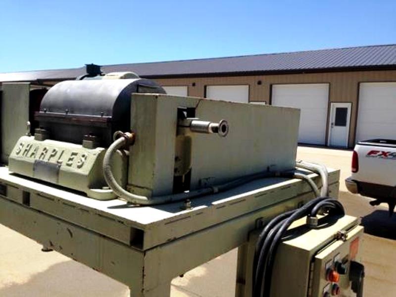 Sharples P660 Super-D-Canter centrifuge, 316SS.