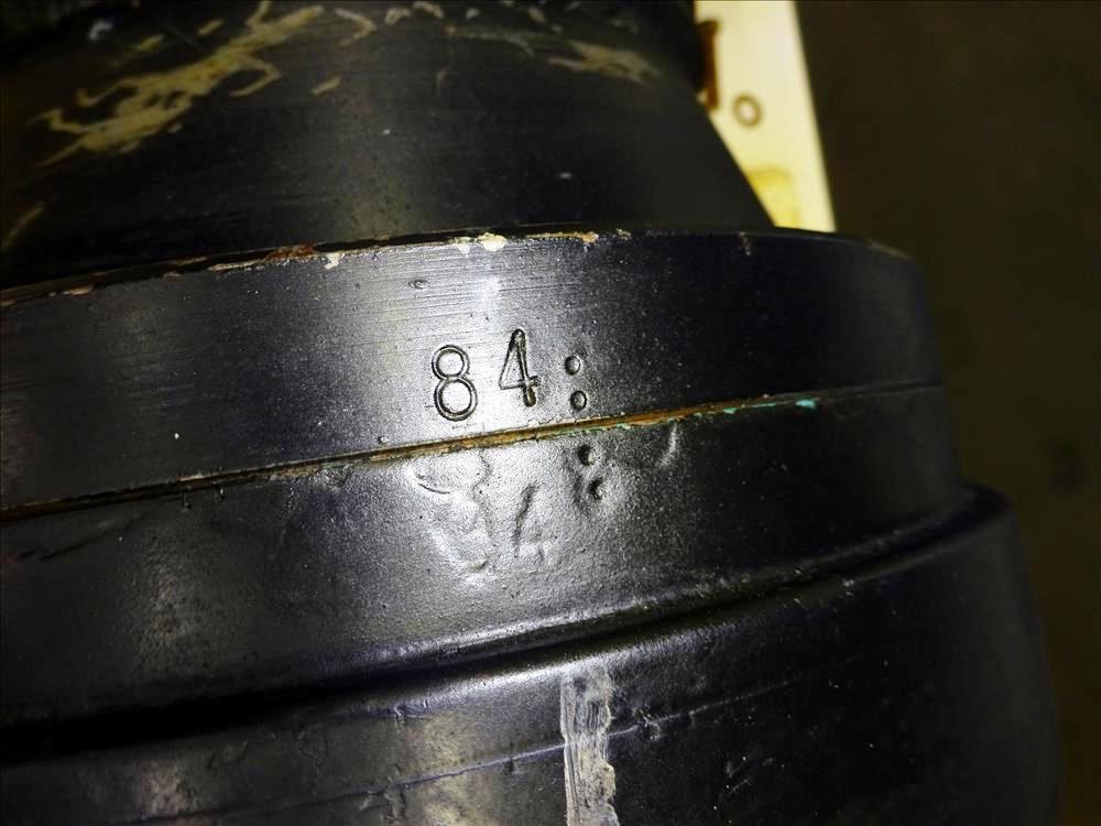 Alfa-Laval NX 314B-31G decanter centrifuge, 316SS.