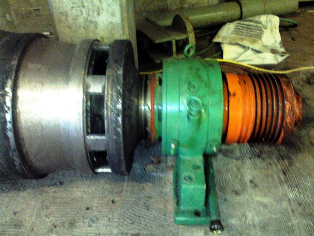 Sharples PM-55,000 Super-D-Canter centrifuge, 316/317SS