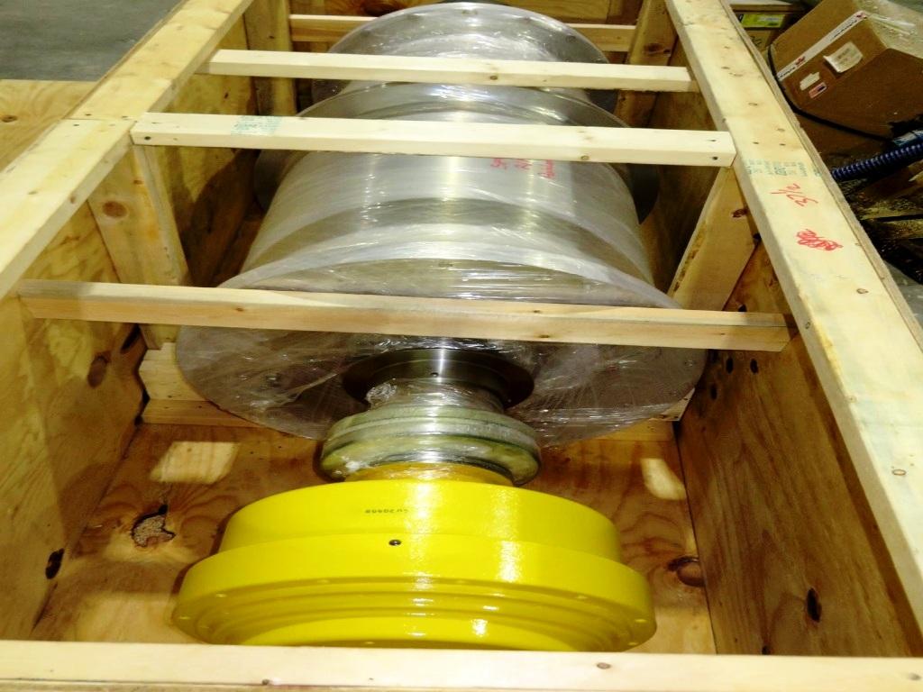 Andritz 3600 (24 x 60) decanter centrifuge, 316SS.