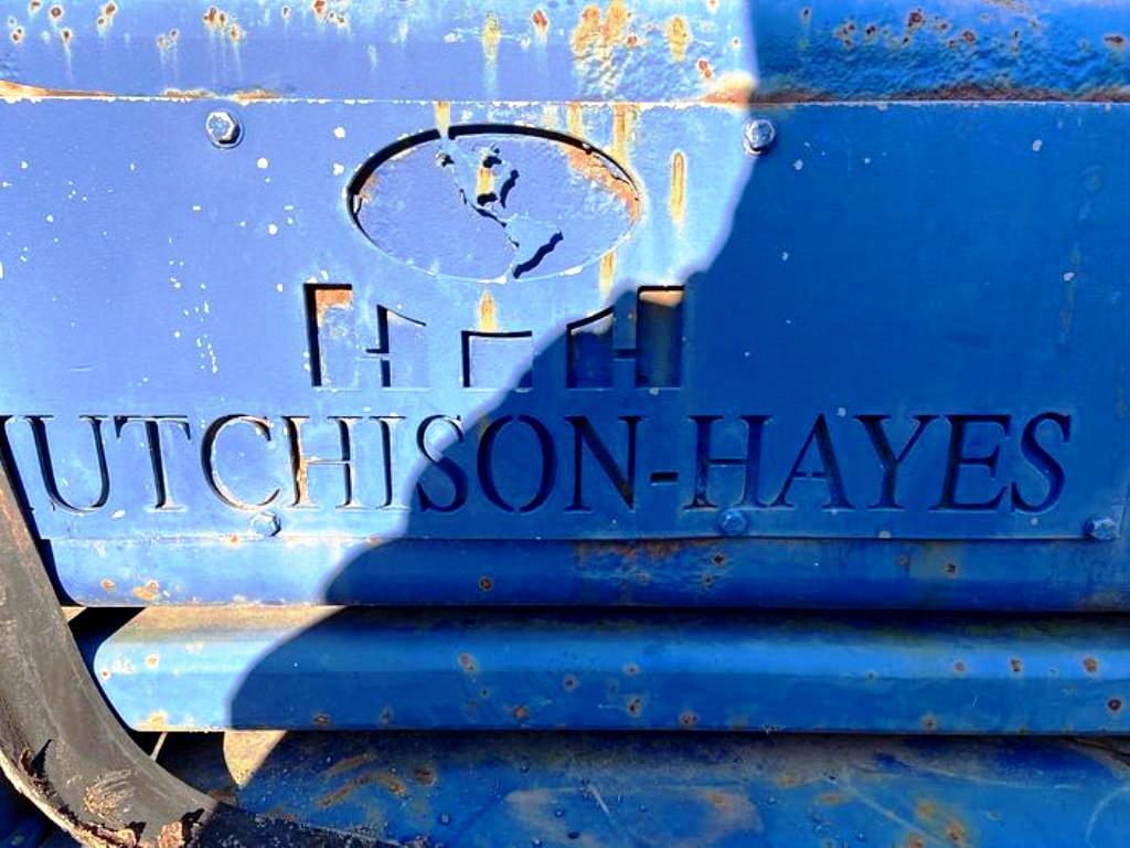 Hutchison-Hayes 1448 XP oilfield skid, 316SS.