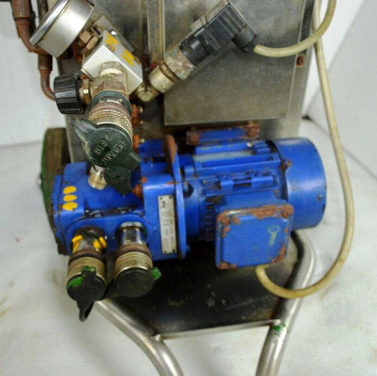 Alfa-Laval EMMIE MIB 303S-13 oil purifier module.