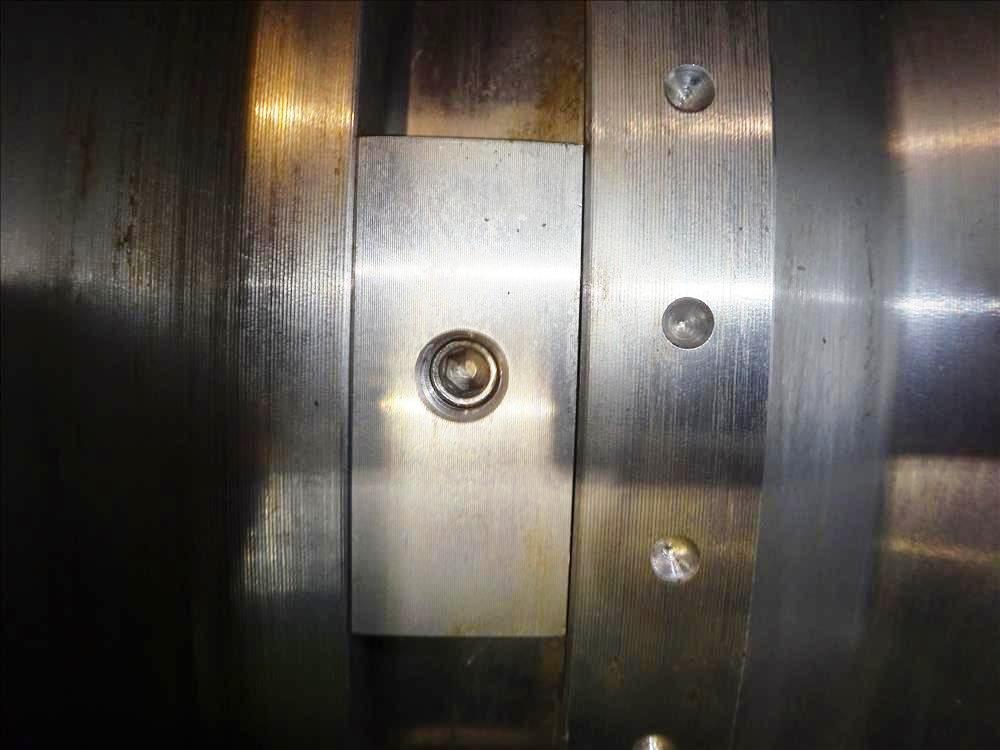 Westfalia CB 305-00-02 decanter centrifuge, 316SS.