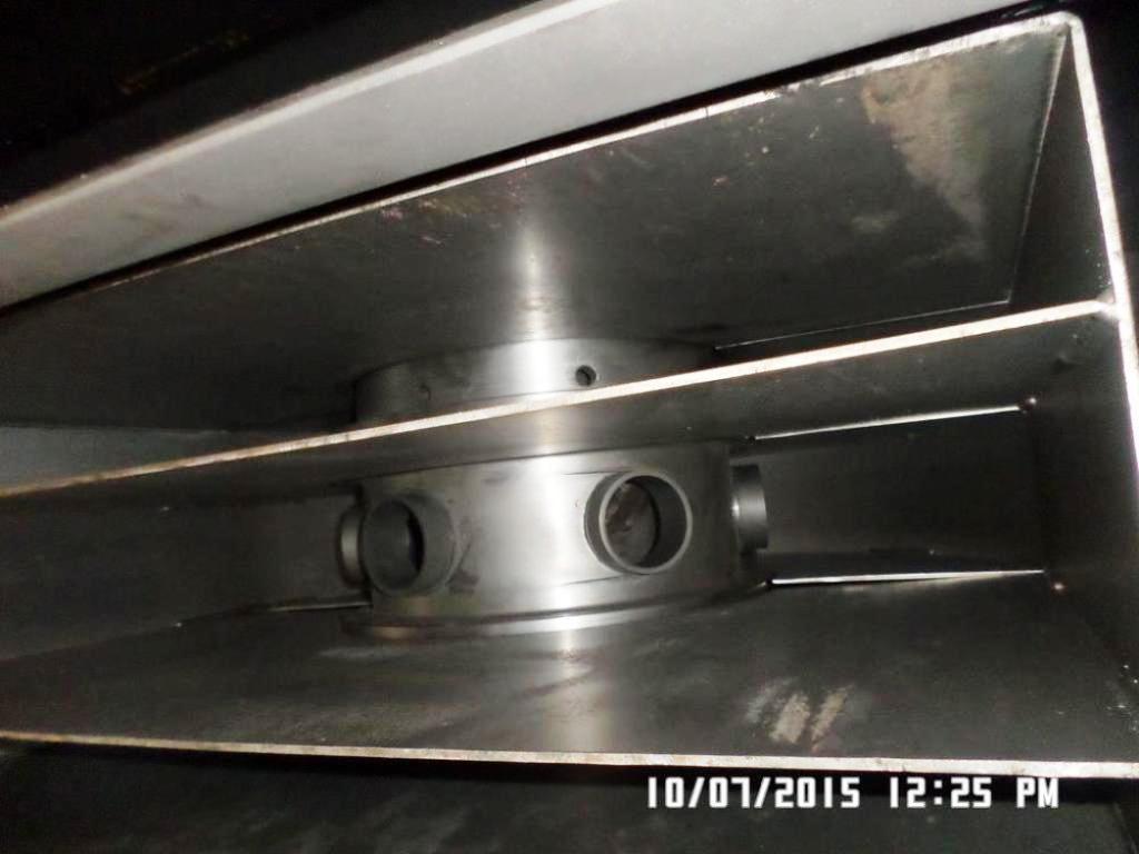 Centriquip CQ 6000-H decanter centrifuge, Duplex SS.