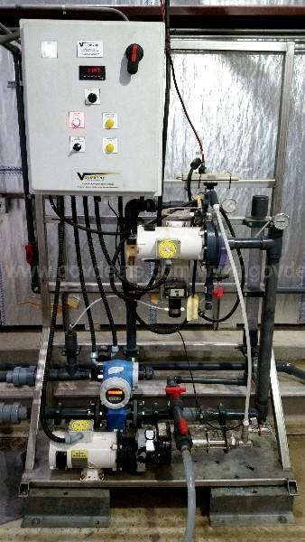 Sharples DSX-706 Super-D-Canter centrifuge package, 316SS.
