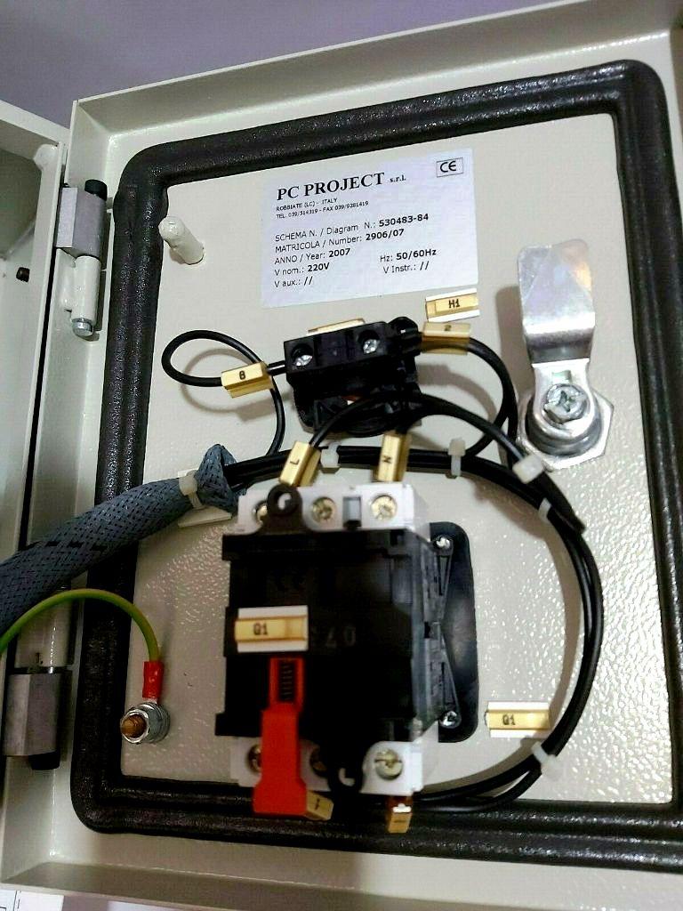 NEW: Alfa-Laval PC Project control panel.