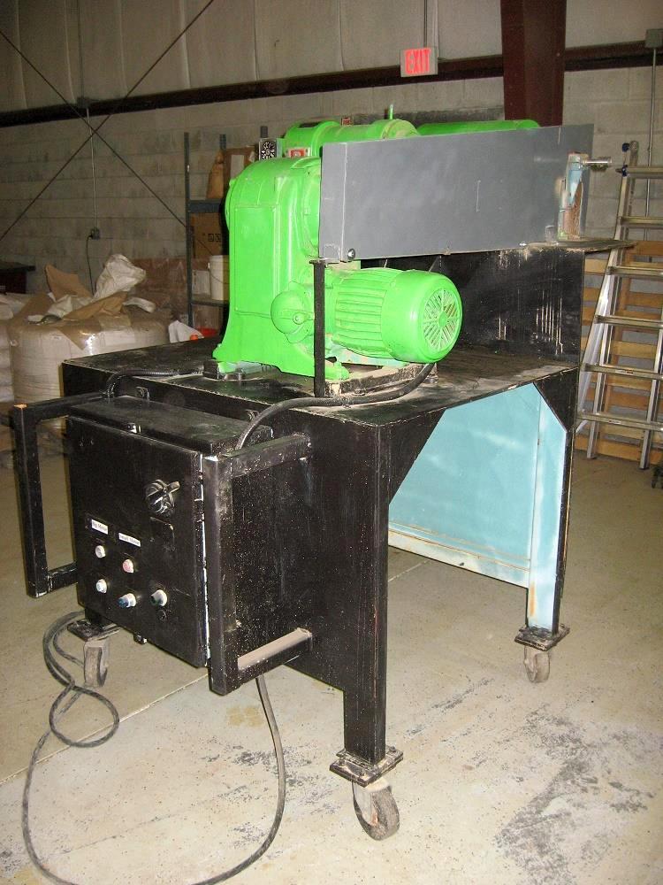 Sharples P600 Super-D-Canter centrifuge, 316SS.