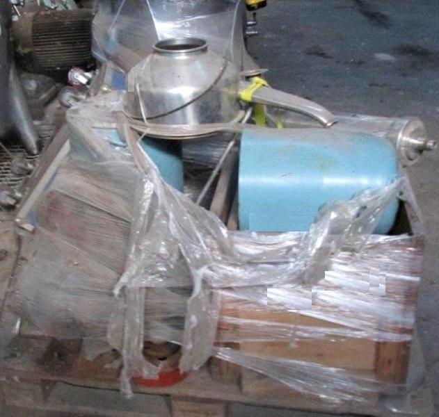 Alfa-Laval CDM 206-74S liquid/liquid separator, SS.