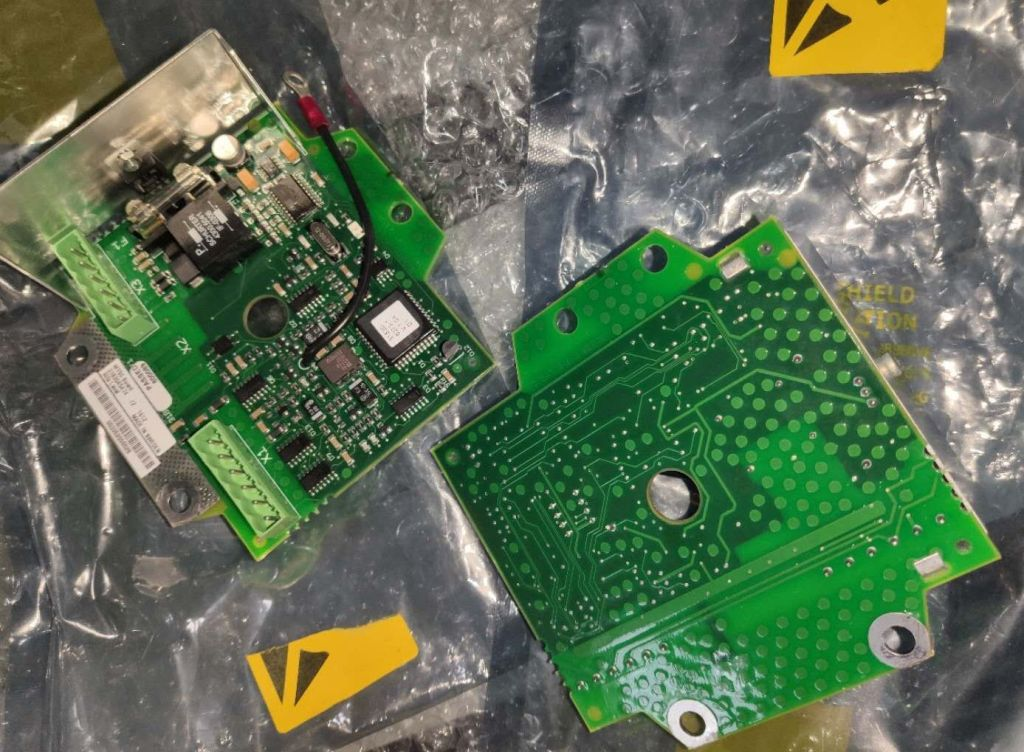 GEA and Alfa-Laval EPC-41, 400 and 50 circuit boards and panels.