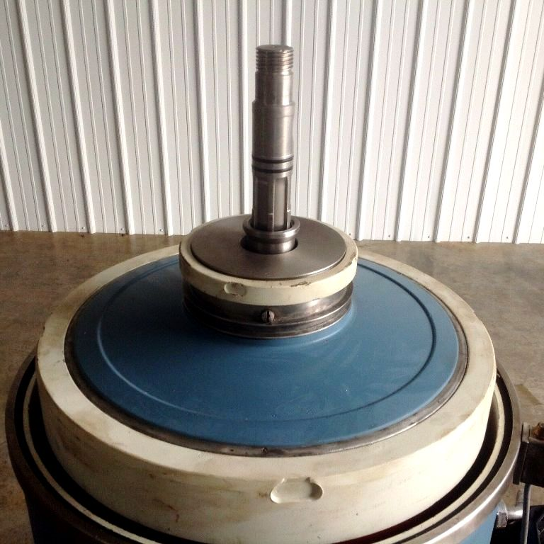 Westfalia KA 30-06-576 chamber bowl centrifuge, 316SS.