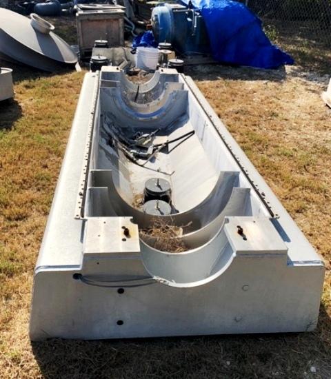 Westfalia CF 6000  decanter centrifuge, 316SS.