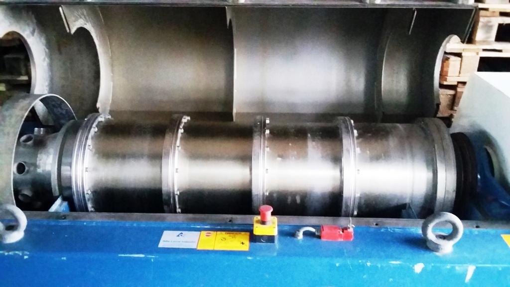 Alfa-Laval AVNX 4055B-31G decanter centrifuge, 316SS.
