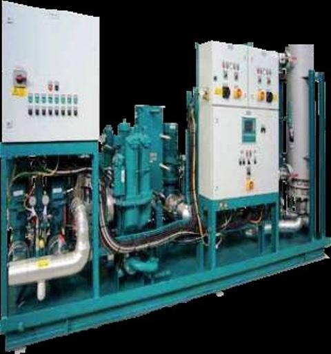 GEA/Westfalia Containerized HFO Separator Plants