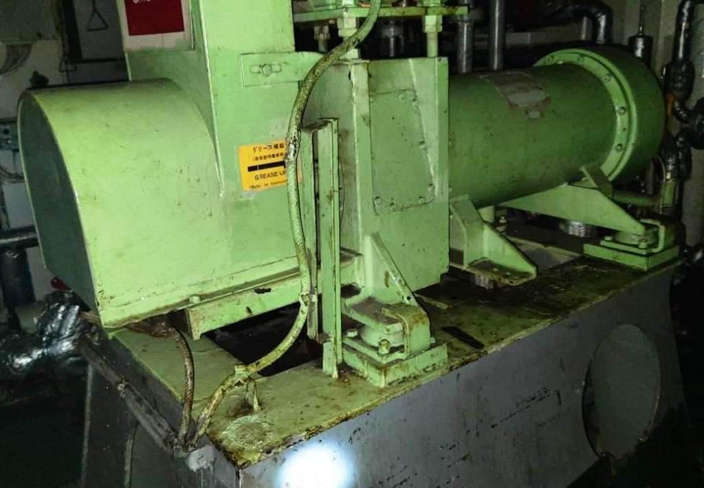 Krauss-Maffei KVZ-26-ML-V1 decanter centrifuge, 316SS.