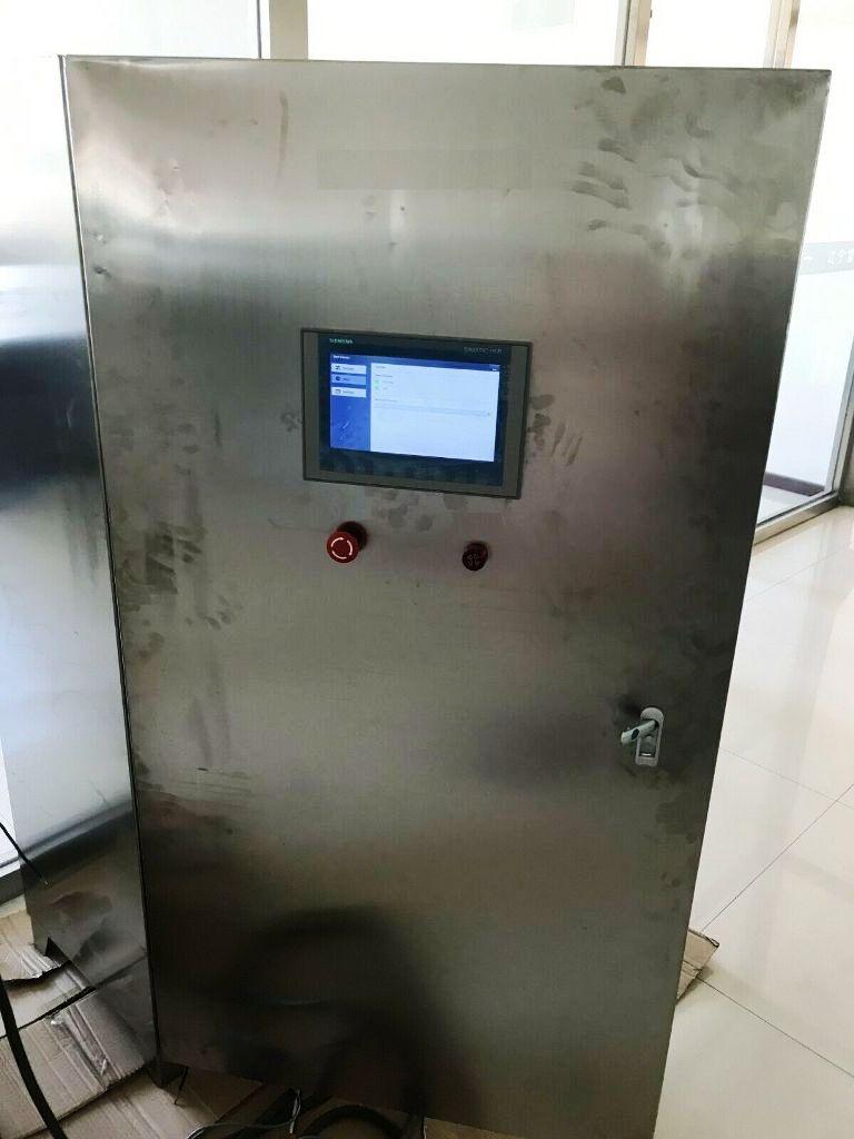 NEW: PFE 300 sanitary XP decanter centrifuge, 316SS.