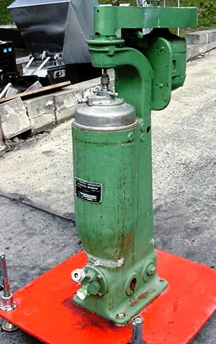 Sharples AS-16V Super centrifuge, 316SS.